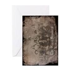GhostBreakers Group photo Greeting Card