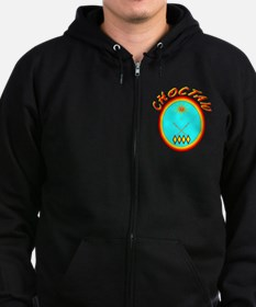 CHOCTAW Zip Hoody