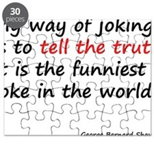 George Bernard Shaw Puzzle