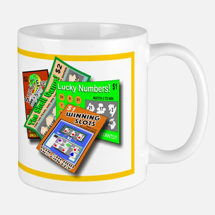 Scratch-OFF Mug
