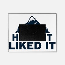Hiked It Liked It Picture Frame