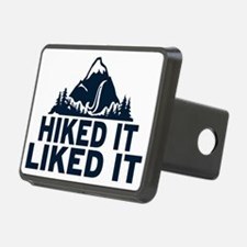 Hiked It Liked It Hitch Cover