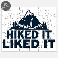 Hiked It Liked It Puzzle