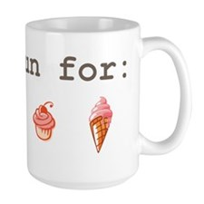 Will run for Mug
