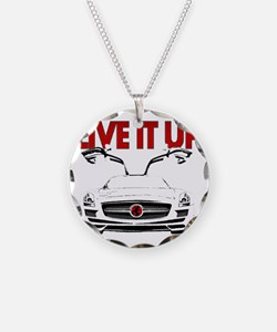 SLS AMG Supercar LIVE IT UP Necklace