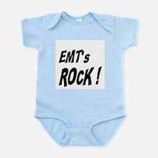 EMT's Rock ! Infant Bodysuit