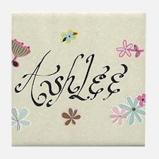 Ashlee 1 Tile Coaster