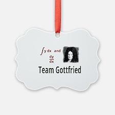 Team Gottfried Ornament