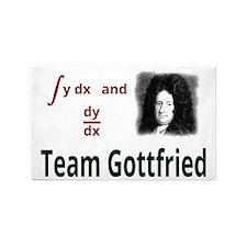 Team Gottfried 3'x5' Area Rug