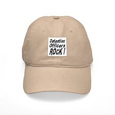 Detention Officers Rock ! Baseball Cap
