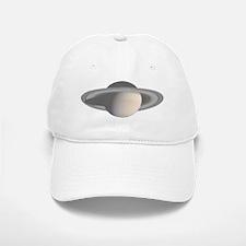 Saturn Fades Away Baseball Baseball Cap