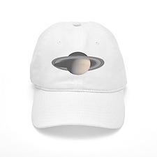 Saturn Fades Away Baseball Cap