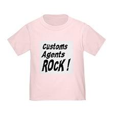 Customs Agents Rock ! T