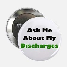 "Discharges 2.25"" Button (100 pack)"