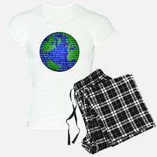 Peace On Earth Arabic Pajamas