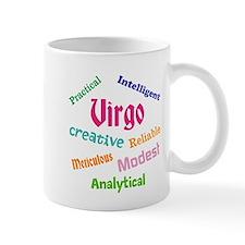 Virgo Characteristics Mugs