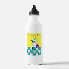pharmacy tech tote bir Water Bottle