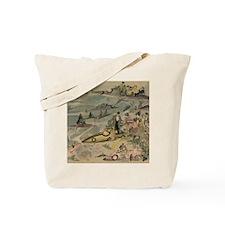 Steam Punk Future Small Pillow 1 Tote Bag