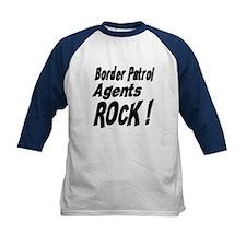 Border Patrol Agents Rock ! Tee