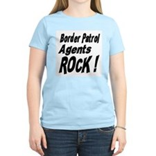 Border Patrol Agents Rock ! T-Shirt