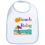 Beach Baby Bib