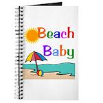 Beach Baby Journal