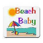 Beach Baby Mousepad