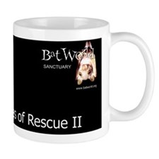 faces of rescue 2 cover Mug