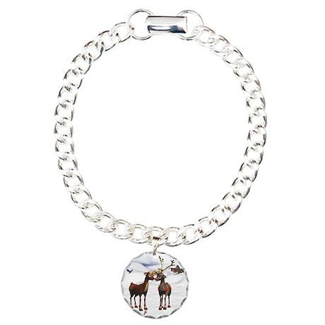 rl_mens_wallet Charm Bracelet, One Charm