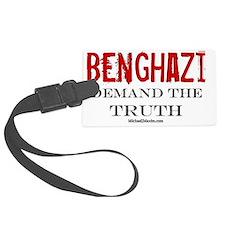 Benghazi Truth Luggage Tag