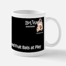 fruit bats at play cover Mug