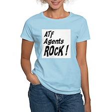 ATF Agents Rock ! T-Shirt
