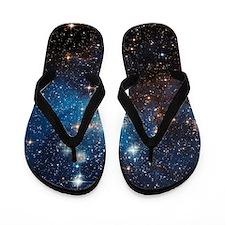 LH95 Stellar Nursery Flip Flops