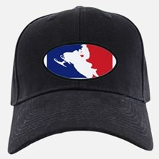MajorLeagueSnowmobilerDesign2 Baseball Hat
