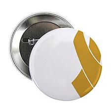 "Dark gold ribbon 2.25"" Button"