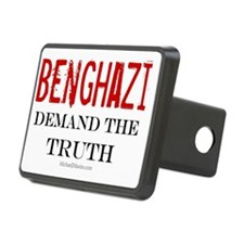 Benghazi Truth large Hitch Cover