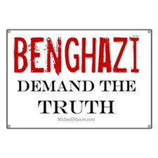 Benghazi Truth large Banner