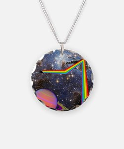 Space Cat Necklace