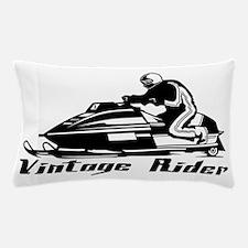 VintageRiderDesign2 Pillow Case