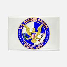 U.S. Border Patrol Rectangle Magnet (10 pack)