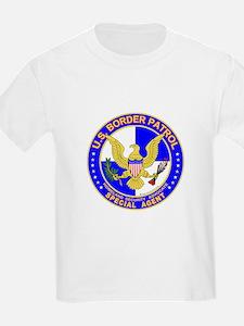 U.S. Border Patrol Kids T-Shirt