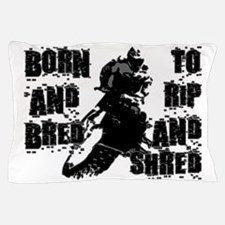 RipAndShredDesign2 Pillow Case