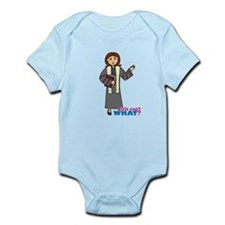 Preacher Woman Infant Bodysuit