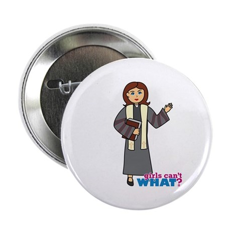 "Preacher Woman 2.25"" Button"