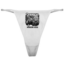 Working Dead Classic Thong