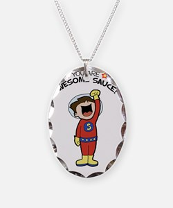 Awesome Sauce Necklace