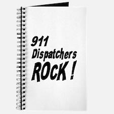 911 Dispatchers Rock ! Journal