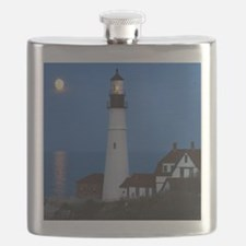 Super Moons Lighthouse View Flask