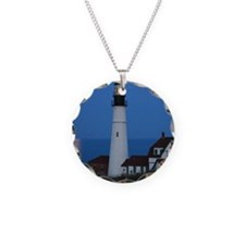 Super Moons Lighthouse View Necklace