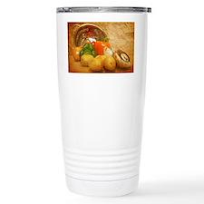Cascading Vegetables Travel Mug